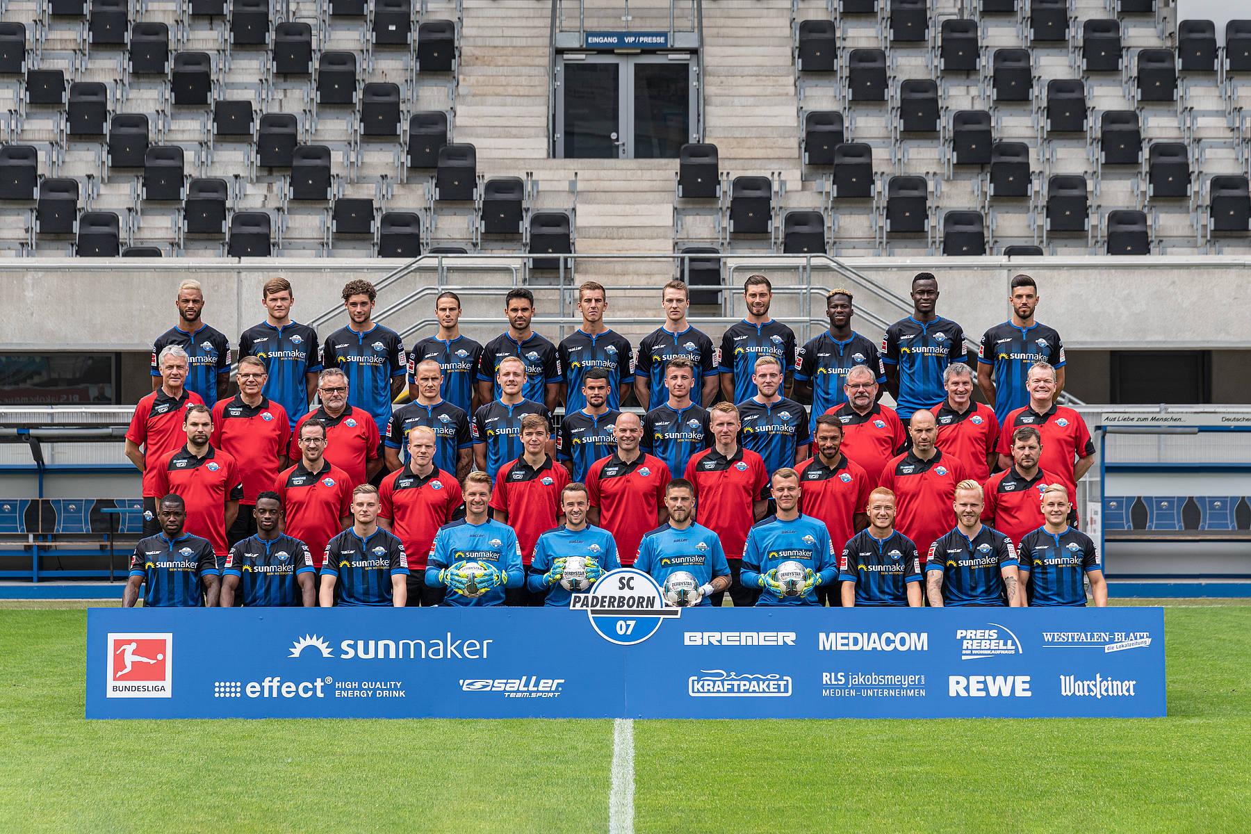 Scp Spielplan 2019 2020 In Der 1 Bundesliga Radio Hochstift