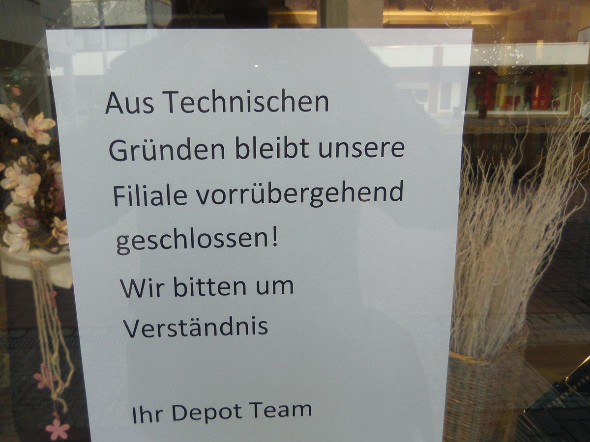 Wohnaccessoire Geschäft Depot In Höxter Taut Wieder Auf Radio