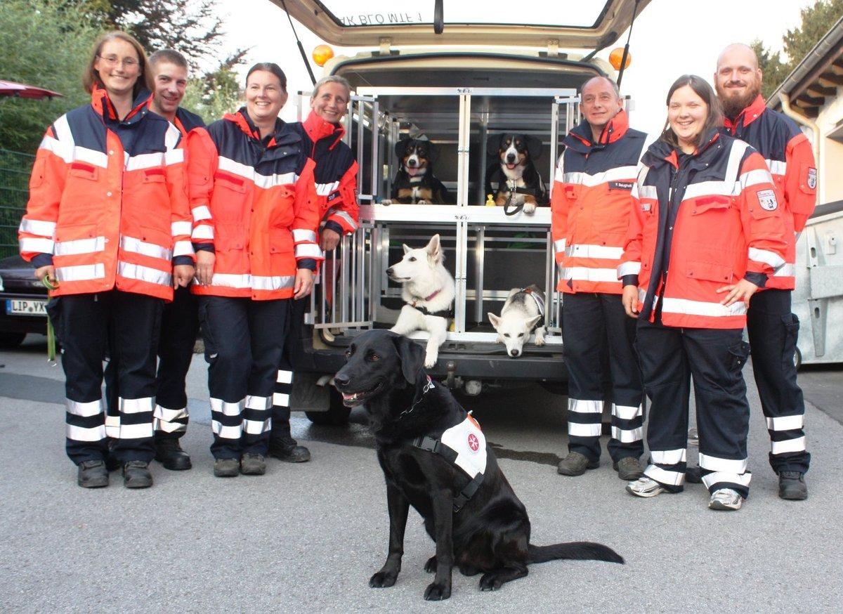 Johanniter Jetzt Mit Hundestaffel Radio Hochstift